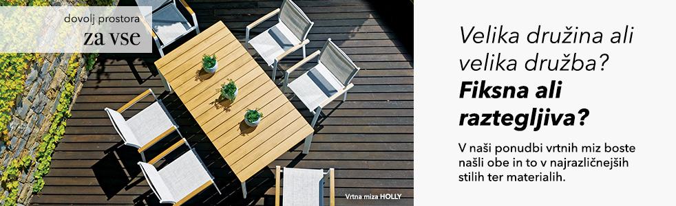 SLO - Sub Category Banner [Vrtne mize] Katalog vrtne mize