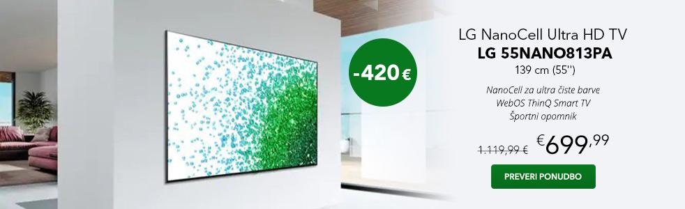 SLO - Sub Category Banner [NanoCell televizorji] - Promocija 1