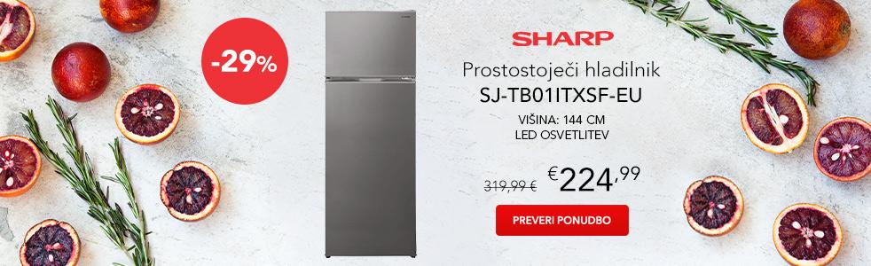 hladilnik SHARP