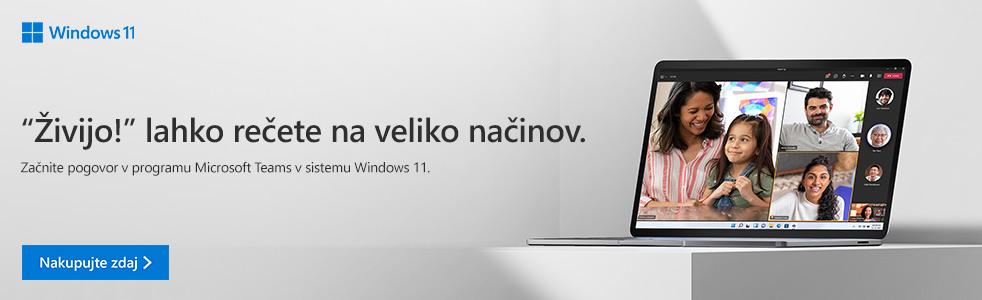 SLO - Category Banner [Racunalniska oprema] - Windows 11