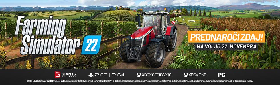 SLO - Category Banner [Igre] - Farming simulator 22