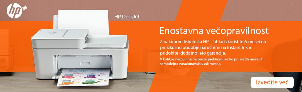 SLO - Category Banner [Tiskalniki] - HP Plus Instant Ink