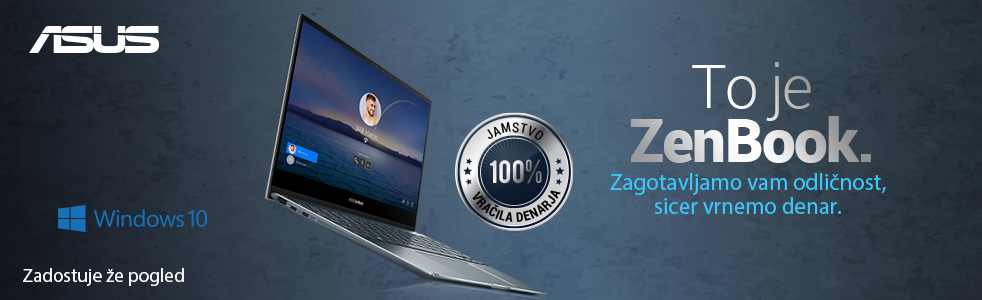 SLO - Sub Category Banner [Modern PC] - Asus ZenBook