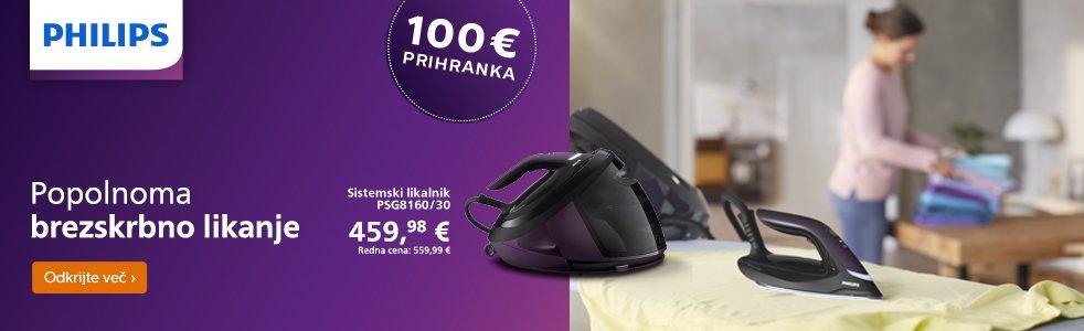 SLO - Category Banner [Likalniki in likalne postaje] - Philips PSG8160/30