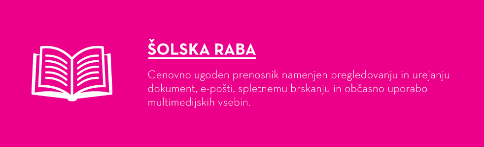 SLO - Category Banner [Šolska raba] - Šolska raba