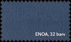 Primer vzorca materiala Enoa za sedežno garnituro Polipol v modri