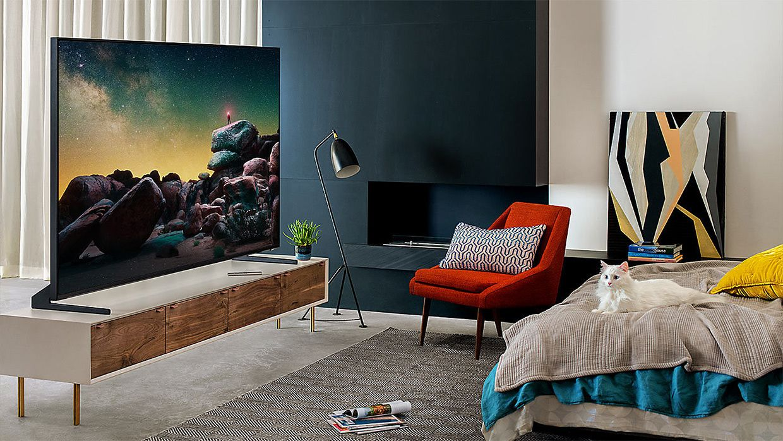 samsung qled 8k televizor